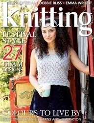 Knitting issue June 2016