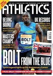 Athletics Weekly issue 30 July 2015
