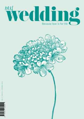 My Wedding issue 25 - Spring 2015