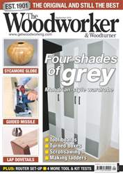 The Woodworker Magazine issue September 2015