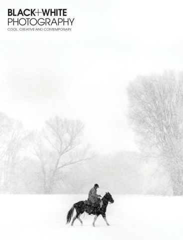 Black & White Photography issue December 2015