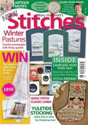 New Stitches issue Issue 222