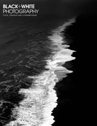 Black + White Photography Magazine Cover