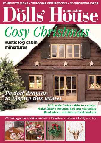 Dolls' House issue December 2015