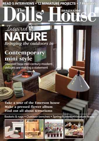 Dolls' House issue March 2016