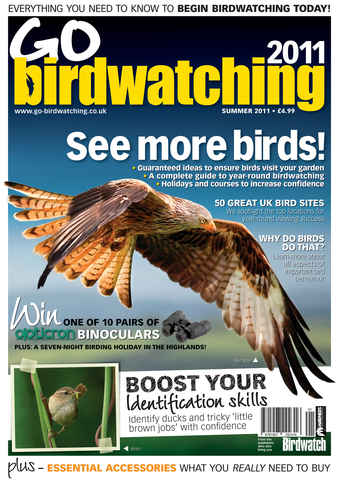 Go Birdwatching issue Issue Two