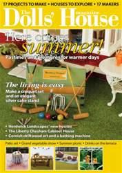 Dolls' House issue June 2016