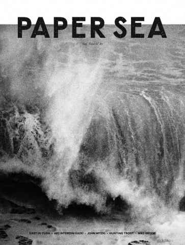 Paper Sea Quarterly issue An alternate route to happiness