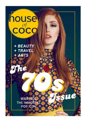 House of Coco issue Summer 2015