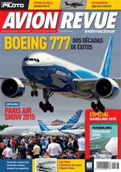 Avion Revue Internacional España issue Número 398