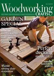 Woodworking Crafts Magazine issue April 2016