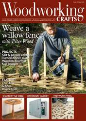 Woodworking Crafts Magazine issue May 2016