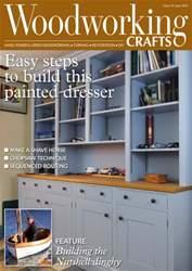 Woodworking Crafts Magazine issue June 2016