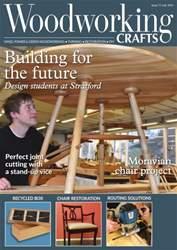 Woodworking Crafts Magazine issue July 2016