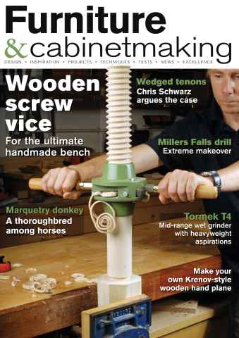 Furniture & Cabinetmaking issue September 2015