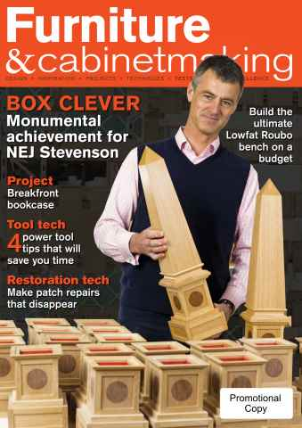 Furniture & Cabinetmaking issue February 2016