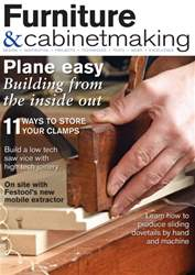Furniture & Cabinetmaking issue May 2016