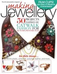 Making Jewellery issue September 2015