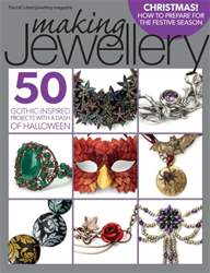 Making Jewellery issue October 2015