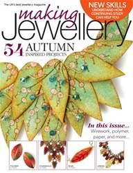 Making Jewellery issue November 2015