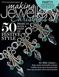 Making Jewellery issue December 2015