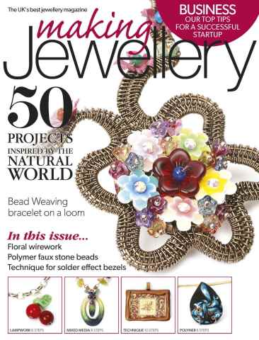 Making Jewellery issue February 2016