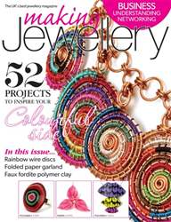 Making Jewellery issue March 2016