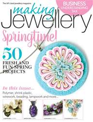 Making Jewellery issue April 2016