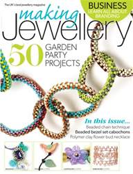 Making Jewellery issue May 2016