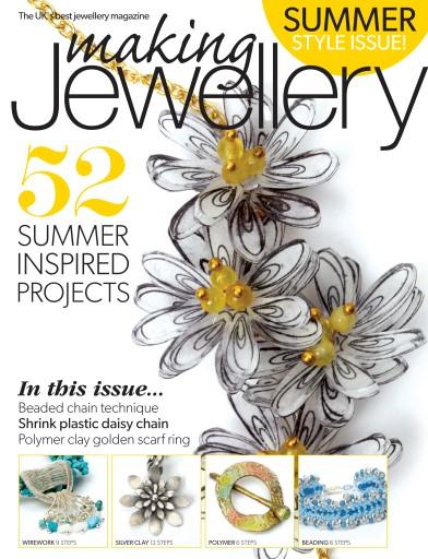 Making Jewellery issue June 2016