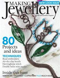 Making Jewellery issue July 2016