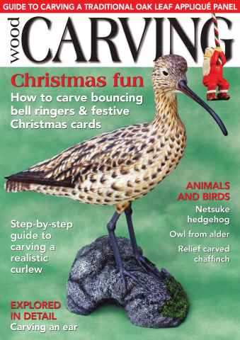 Woodcarving issue November - December 2015