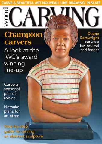 Woodcarving issue January/February 2016