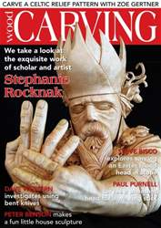 Woodcarving issue May/June 2016