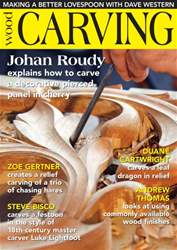 Woodcarving issue July August 2016