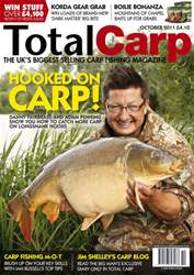 Total Carp issue October - 2011