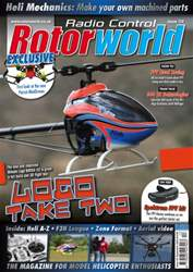Radio Control Rotor World issue Sept 113