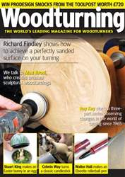 Woodturning issue March 2016