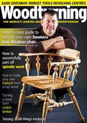 Woodturning issue April 2016