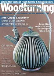 Woodturning issue June 2016