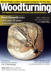 Woodturning issue July 2016