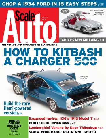 Scale Auto issue October 2015