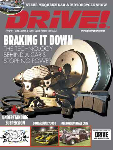 Drive issue September 2015
