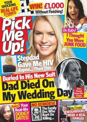 Pick Me Up issue 13th August 2015