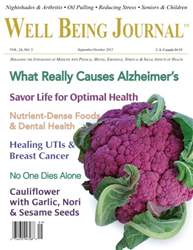 Well Being Journal issue September/October 2015
