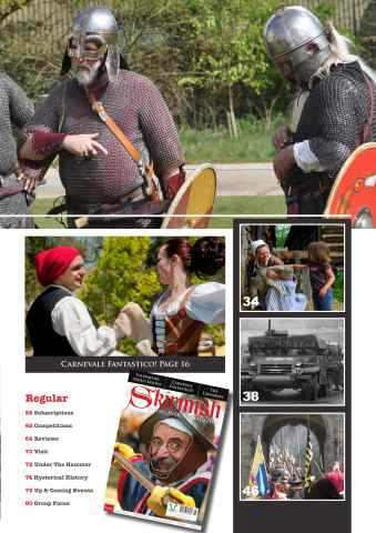 Skirmish Living History Preview 7