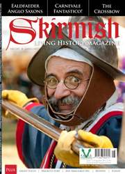 Skirmish Living History issue Skirmish Magazine Issue 113