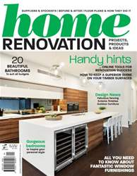 Home Renovation issue Vol 10 No 4 2015