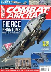 Combat Aircraft issue September 2015