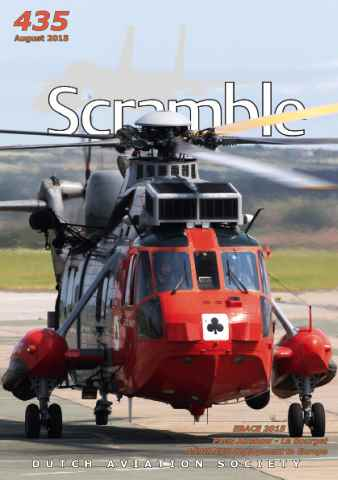 Scramble Magazine issue 435 - August 2015
